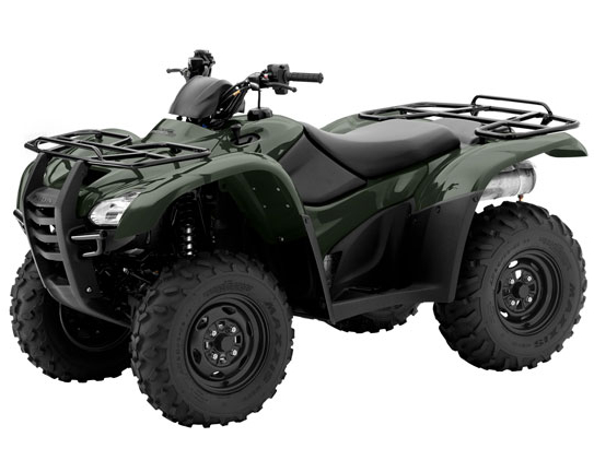 Honda TRX420FA Rancher AT